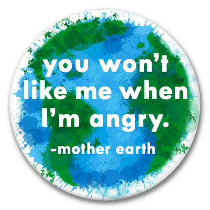 you won't like me when I'm angry button