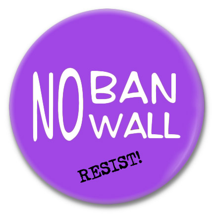 no ban no wall button