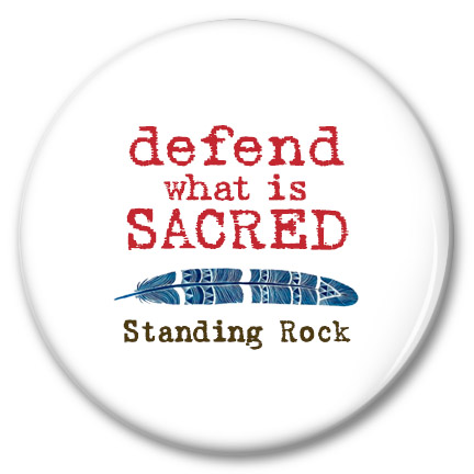 defend what is sacred button