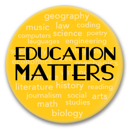 education matters button