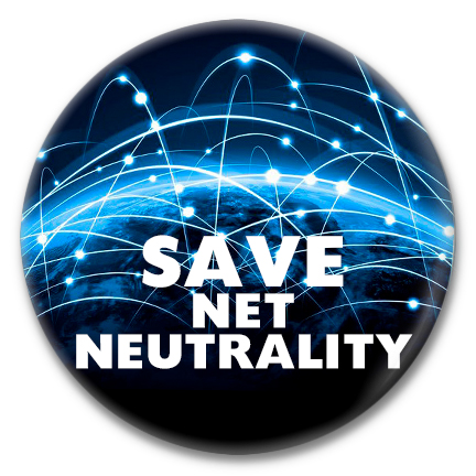 save net neutrality button