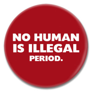 no human is illegal button