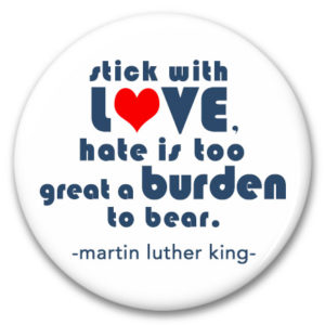 stick with love button