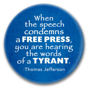 words of a tyrant