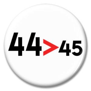 44>45 button