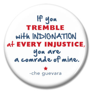 every injustice quote bt che guevara