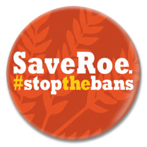 save row stop the bans pinback button